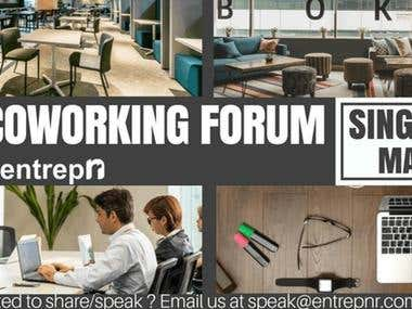 Chain Media- The Coworking Forum