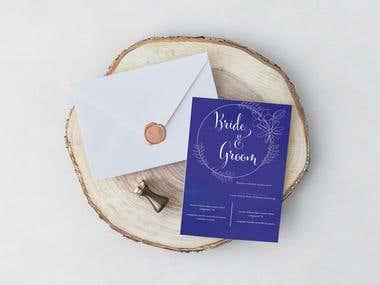 Wedding Stationry