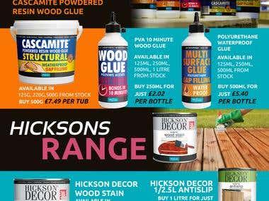 Wood care Leaflet