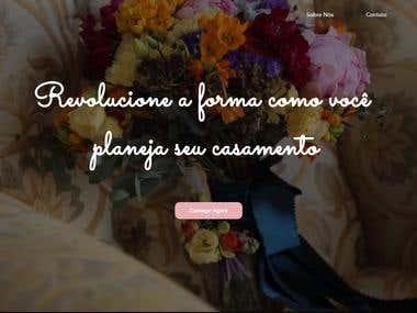 Wedplanner Website