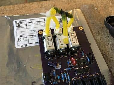 Automotive aftermarket HVAC controller