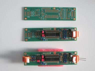 Automotive signal converter (SENT to analog)