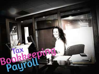 Tax Bookkeeping Payroll IRS Representation