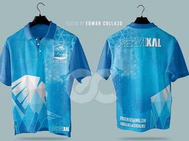 SERVIXAL T-shirt Design