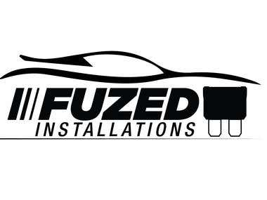 Logo design of a car's fuse installation company
