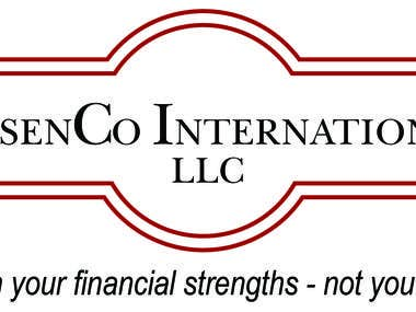 Digital Logo design of RosenCo