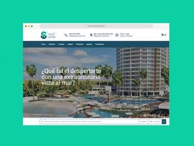 Web Portal Inmobiliario