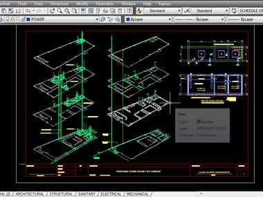 Autocad Plan Detailing