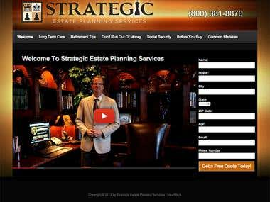 Strategic Estate Planning - Web Presence