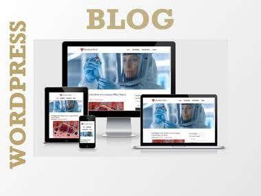Genesis Framework Blog Design