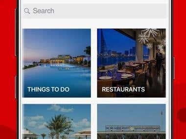 AskBahrain mobile app
