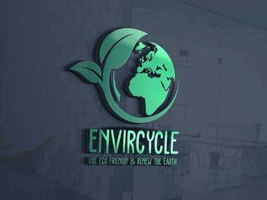 Eco saving logo