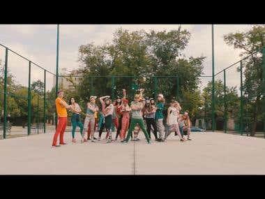 MUSIC/DANCE VIDEO