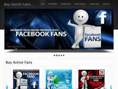 Buy Active Fans