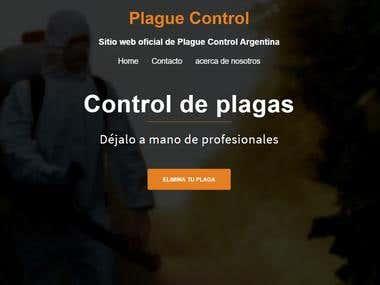 Plague Control