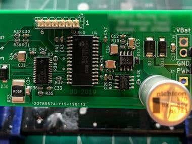 Automotive throttle valve controller