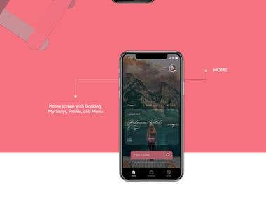App design upgrade for Danish hospitality tech startup