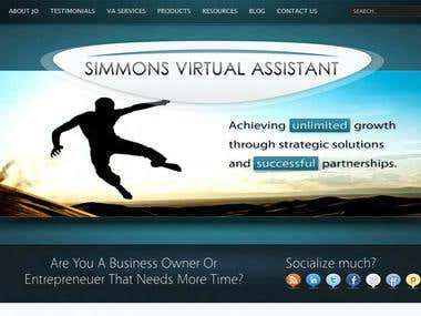 Simmons Virtual Assistant