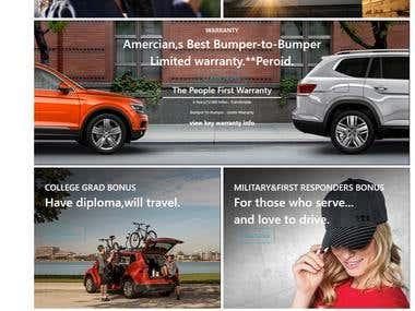 car marketing project