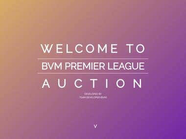 BVM Premier League