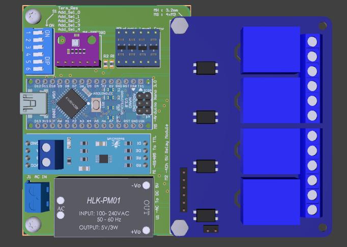 Arduino RS485 Modbus Board | Freelancer