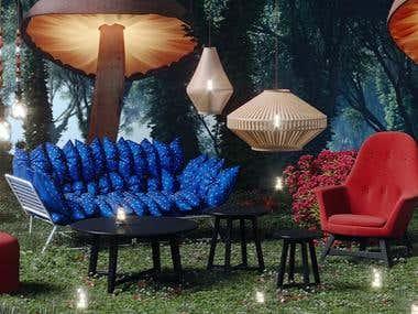 IKEA in Wonderland