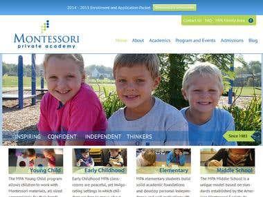 Montessori Private Academy