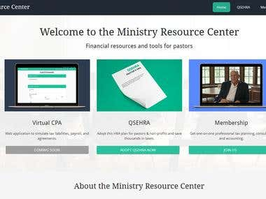 Ministry Resource Center
