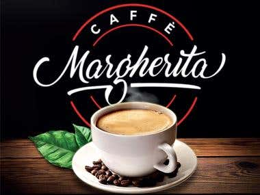 Brand identity Caffè Margherita Milano - Click for more