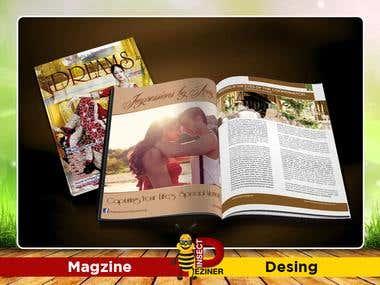 Magzine Design