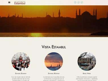 Wordpress - ExcursionesEnEstambul.com