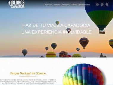 Wordpress - GlobosEnCapadocia.com
