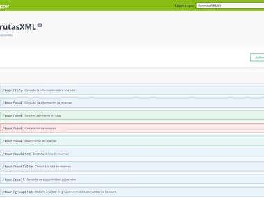 XML WebServices - xml.eurorutas.com