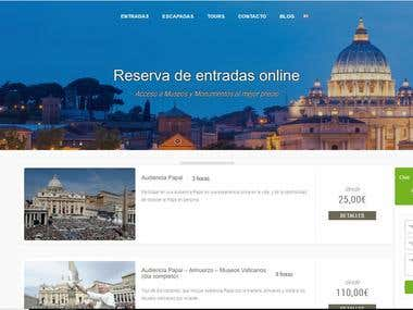 Wordpress - ExcursionesEnRoma.com