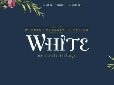 Wedding Planning website