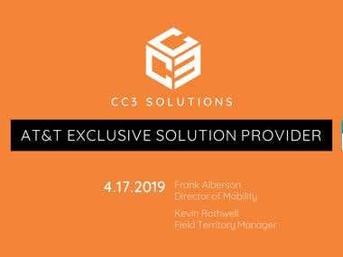 Improvement of CC3 PowerPoint