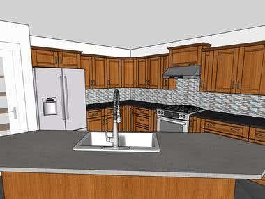 interior design and building design