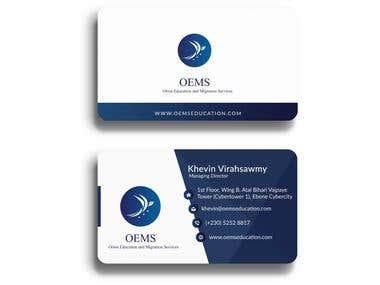 Creat a Business Card