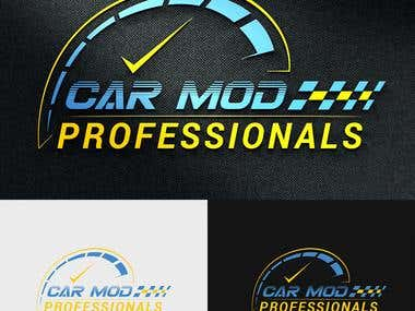 Car Mods logo design