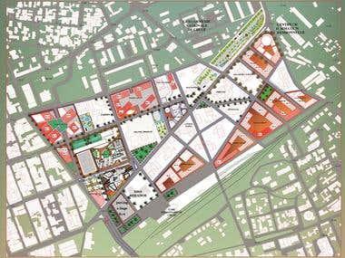 Master plan Urban