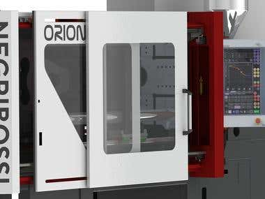 Injection Molding Machine Design