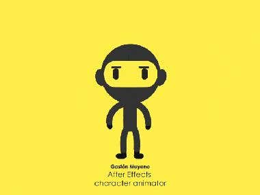 Character animator - After Effects