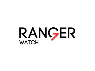 Ranger watch logo
