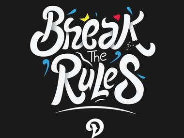 BreakTheRules Logo