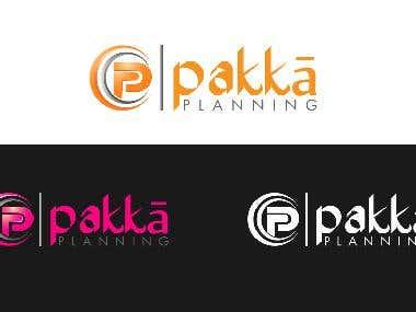 Logo for pukka planning