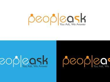Logo for peopleask