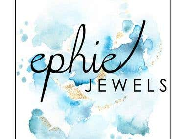 Logo for Start-Up Jewelry Boutique