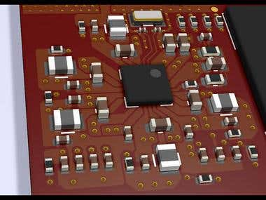 Single-chip PMIC for battery-powered portable devices