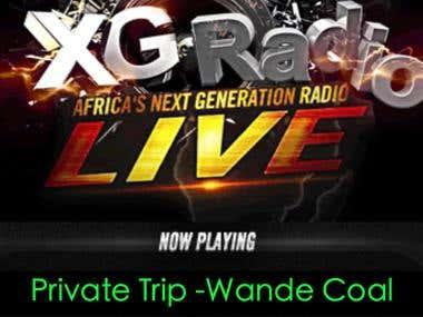 XGRadio App