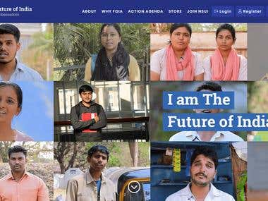 Future Of India Website